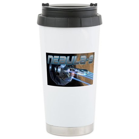 Nebula-9 Stainless Steel Travel Mug