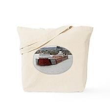 Roger Blough departs Duluth Tote Bag