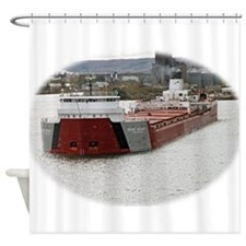 Roger Blough departs Duluth Shower Curtain