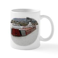 Roger Blough departs Duluth Mug