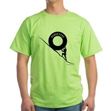 Sisyphus and his perseverence T-Shirt