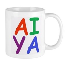 Aiya! Left-handed Mug