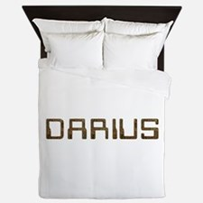 Darius Circuit Queen Duvet