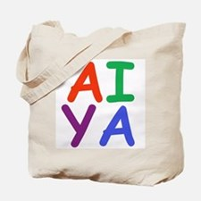 Aiya! Tote Bag