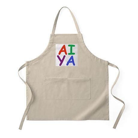 Aiya! BBQ Apron