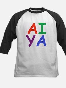 Aiya! Kids Baseball Jersey