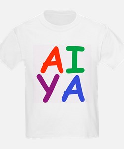 Aiya! Kids T-Shirt