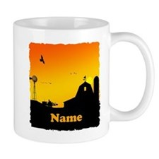 Sunrise at the Farm Mug