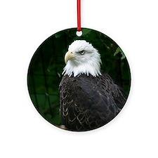 eagle Ornament (Round)