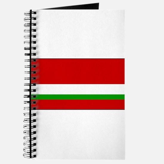 Tajikistan - National Flag - 1991-1992 Journal