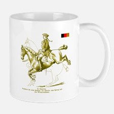 Dressage Art Cafe Mug
