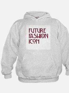 """Future Fashion Icon"" Hoodie"