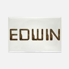 Edwin Circuit Rectangle Magnet