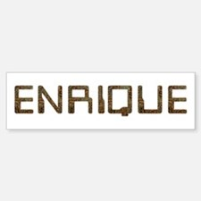 Enrique Circuit Bumper Bumper Stickers
