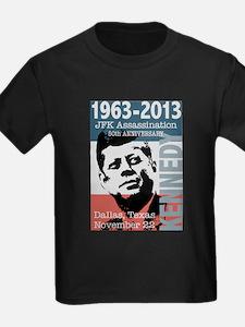 Kennedy Assassination 50 Year Anniversary T