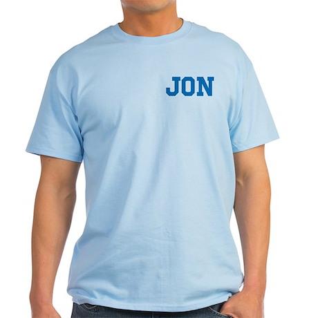 Jon centered Light T-Shirt