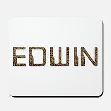 Edwin Circuit Mousepad