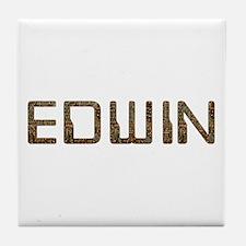 Edwin Circuit Tile Coaster