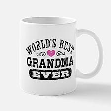 World's Best Grandma Ever Mug
