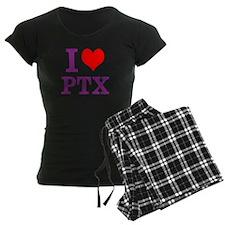I Love PTX Pajamas