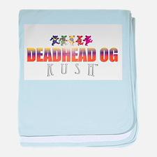 DeadHead OG baby blanket