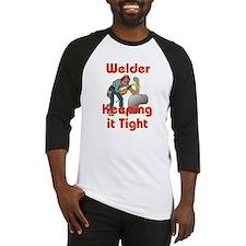 The Welder Baseball Jersey