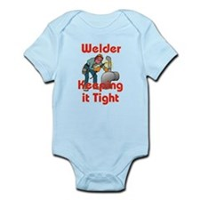 The Welder Infant Bodysuit