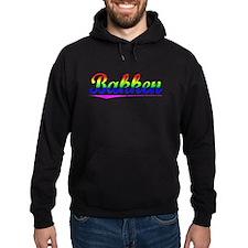 Bakken, Rainbow, Hoodie