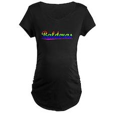 Balderas, Rainbow, T-Shirt