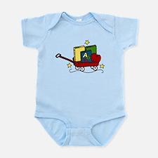 Book Wagon Infant Bodysuit