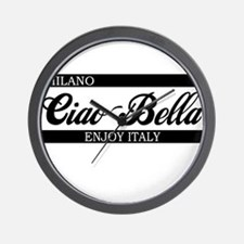 Ciao Bella MILANO Wall Clock