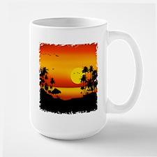 Island Sunset Mug
