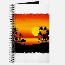 Island Sunset Journal