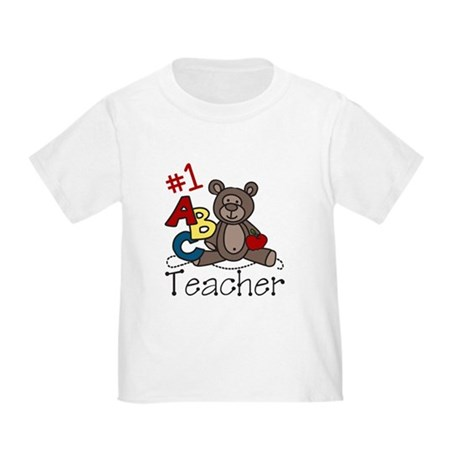 Teacher Toddler T-Shirt