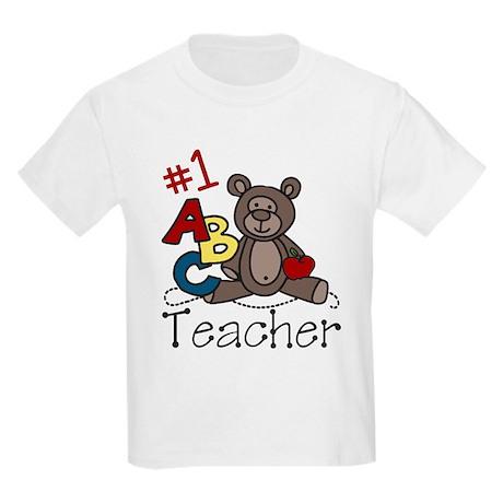 Teacher Kids Light T-Shirt