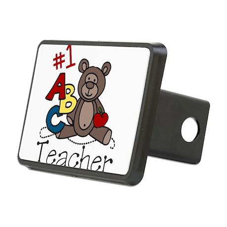 Teacher Rectangular Hitch Cover