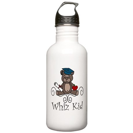 Whiz Kid Stainless Water Bottle 1.0L
