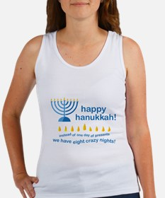Happy Hanukkah Women's Tank Top