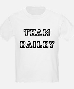 TEAM BAILEY Kids T-Shirt