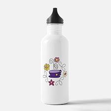 Tea Time Water Bottle