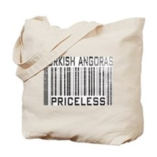 Turkish Angoras Priceless Tote Bag