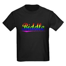 Biddle, Rainbow, T