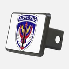 SOCCENT US Army Element CSIB Hitch Cover