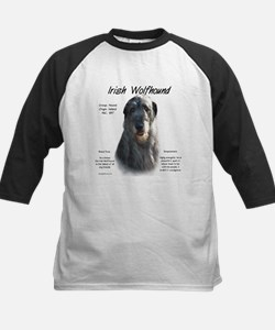 Irish Wolfhound (grey) Tee