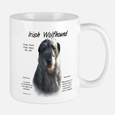 Irish Wolfhound (grey) Mug