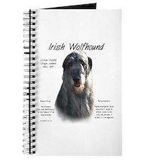 Grey Irish Wolfhound Journal