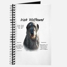 Irish Wolfhound (grey) Journal
