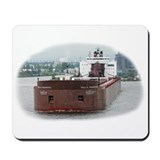 Duluth shipping news 2017 Classic Mousepad