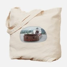 Paul R. Tregurtha departing Duluth Tote Bag