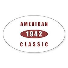 1942 American Classic Stickers